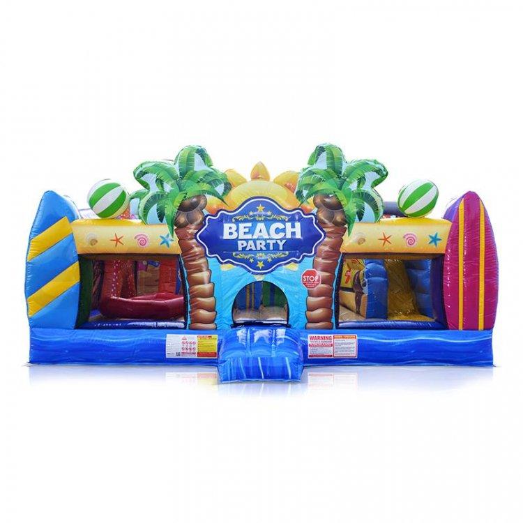 Beach Party Toddler