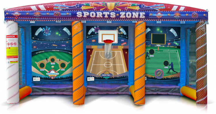 Sports Zone - D11