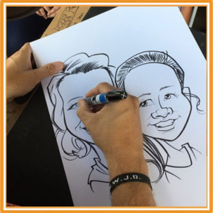 caricature 123516541 big Caricature Artist