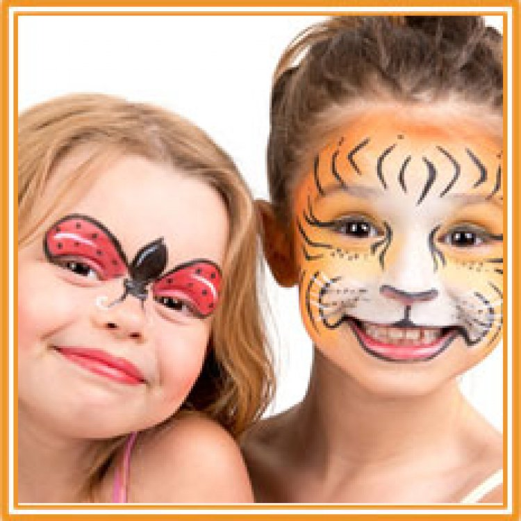 face painting 496285501 big Face Painting