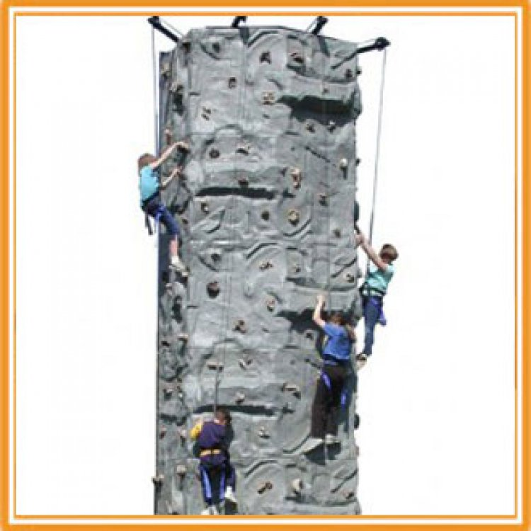24' Mobile Rockwall