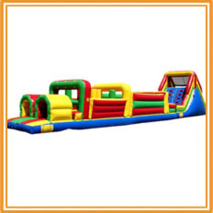 65' Obstacle Course