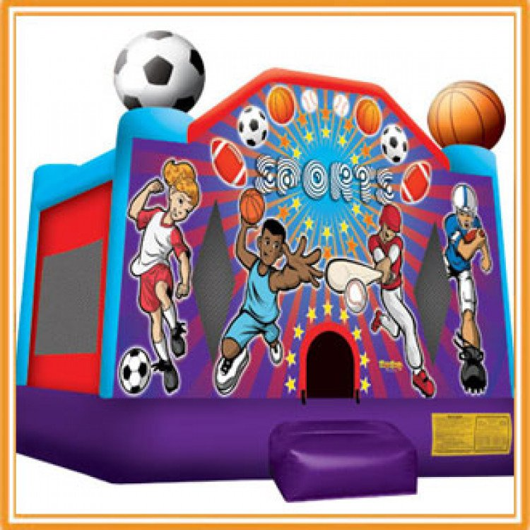 All Sports Bouncer