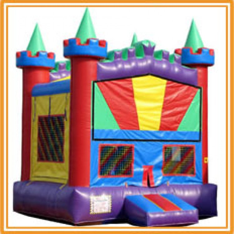 colorful castle 1615528240 big KidZone Castle