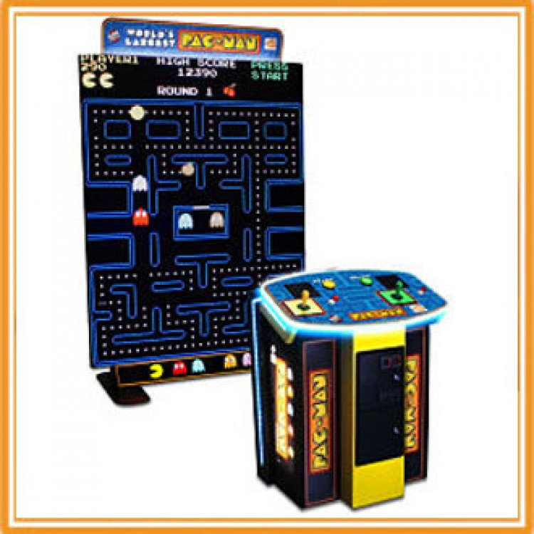 giant pacman main 1615585982 big World's Largest Pac-Man