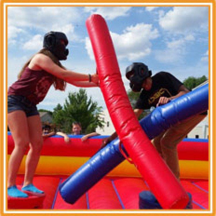 inflatable joust 1615529492 big 2 Player Joust