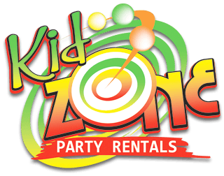 Kid Zone Party Rentals Logo
