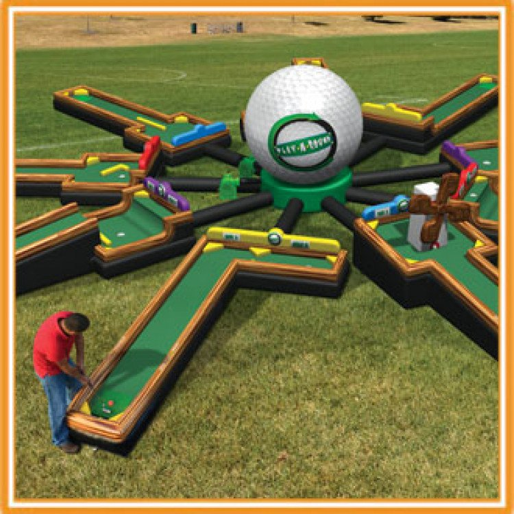 Play-A-Round - Golf Course