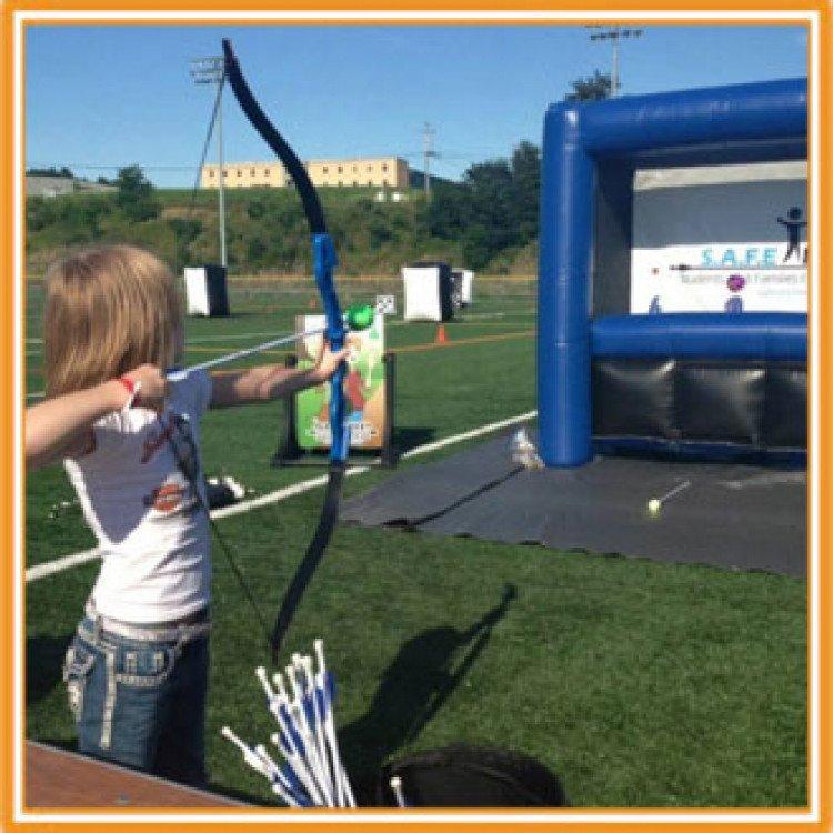 S.A.F.E Archery Hoverball