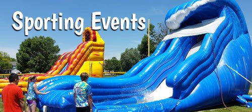 sports events Indianapolis Corporate Event Rentals