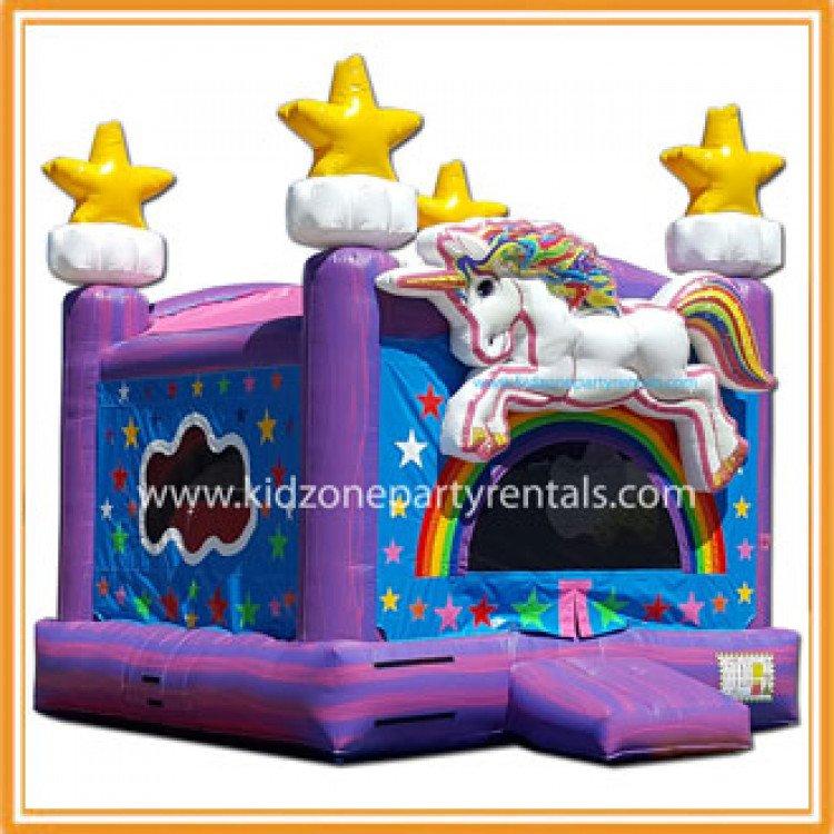 unicorn bouncer 1615528414 big Unicorn Bounce House