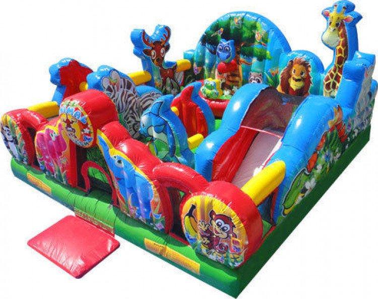 Animal Kingdom Toddler Unit